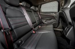 Renault Arkana, 2021, rear seats