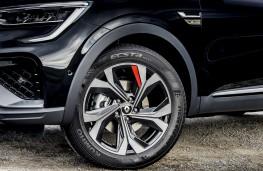 Renault Arkana, 2021, wheels