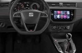 SEAT Arona, 2017, dashboard