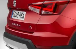 SEAT Arona, 2017, rear, detail