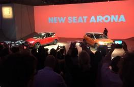 SEAT Arona, 2017, reveal