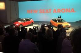 SEAT Arona, 2017, premiere