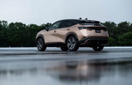 Nissan Ariya, 2020, rear