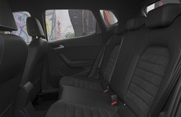 SEAT Arona, 2017, rear seats