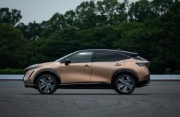Nissan Ariya, 2020, side