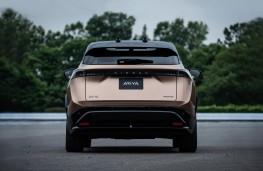 Nissan Ariya, 2020, tail