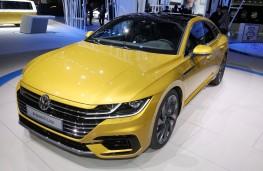 Volkswagen Arteon, Geneva Motor Show 2017