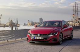 Volkswagen Arteon, 2020, front