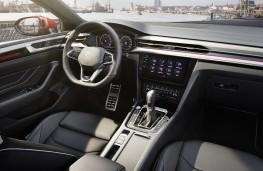 Volkswagen Arteon, 2020, interior