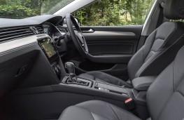 Volkswagen Arteon, 2017, front seats