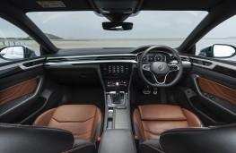 Volkswagen Arteon, 2017, interior
