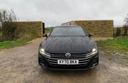 Volkswagen Arteon Shooting Brake, 2020, nose