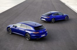 Volkswagen Arteon Shooting Brake and Fastback, 2020