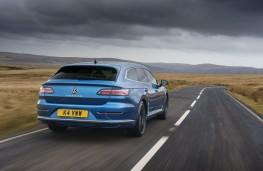 Volkswagen Arteon R-Line, 2018, rear
