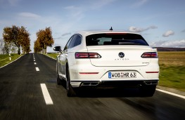 Volkswagen Arteon eHybrid, 2021, rear