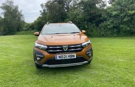 Dacia Sandero Stepway, 2021, nose