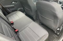 Dacia Sandero Stepway, 2021, rear seats