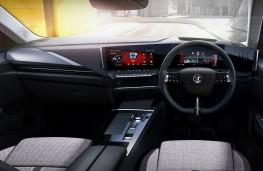 Vauxhall Astra, 2021, interior