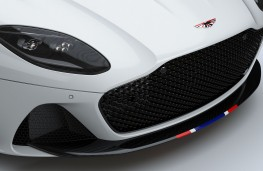 Aston Martin DBS Superleggera Concorde Edition paint detail