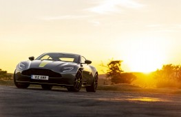 Aston Martin DB11 AMR, front static