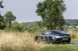 Aston Martin DB11 AMR, rear action 2