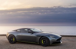 Aston Martin DB11 AMR, side static