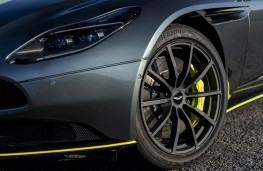 Aston Martin DB11 AMR, wheel detail
