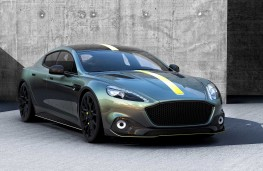 Aston Martin Rapide AMR front threequarter
