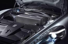 Aston Martin Rapide E electric drive