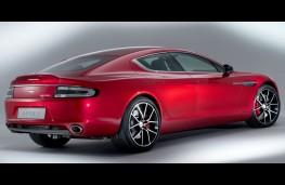 Aston Martin Rapide S rear