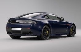 Aston Martin Vantage S Red Bull Racing rear threequarter