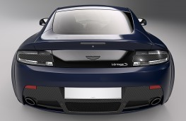 Aston Martin Vantage S Red Bull Racing rear