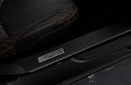 Aston Martin Vanquish S Ultimate carbon fibre sill