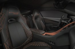 Aston Martin Vanquish S Ultimate cockpit
