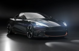 Aston Martin Vanquish S Ultimate front