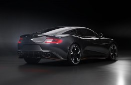 Aston Martin Vanquish S Ultimate rear