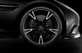 Aston Martin Vanquish S Ultimate wheel detail