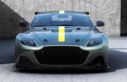 Aston Martin Vantage AMR Pro head on