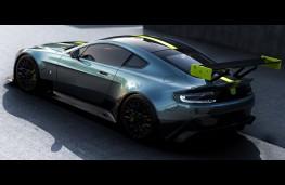 Aston Martin Vantage AMR Pro rear threequarter