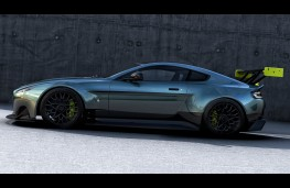 Aston Martin Vantage AMR Pro side profile