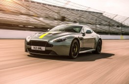 Aston Martin Vantage AMR V12 Coupe front threequarter