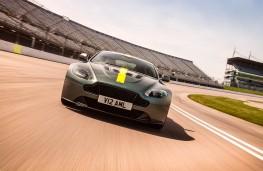 Aston Martin Vantage AMR V12 Coupe front