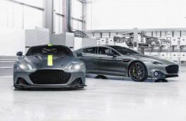 Aston Martin Vantage and Rapide AMR