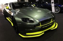 London Motor Show, 2016, Aston Martin Vantage GT8