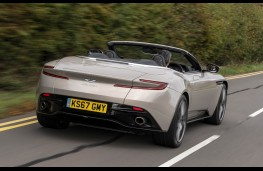 Aston Martin DB11 Volante, rear