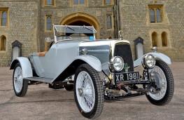 Aston Martin Clover Leaf, 1923