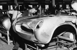 Aston Martin DB4 GT, manufacture