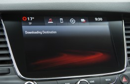 Vauxhall Astra 2015, display screen