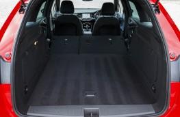 Vauxhall Astra Sports Tourer, boot, maximum