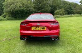 Vauxhall Astra, 2021, tailgate